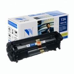 Картридж  HP (Q2612A) LJ 1010,1012,1015 №12А, ресурс 2000 стр. аналоговый