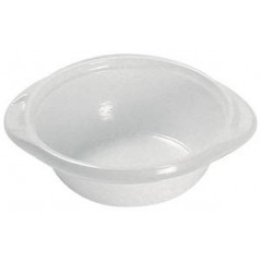 Тарелка суповая 0,475л белая ПП Диапазон