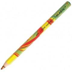 """Карандаш """"Magic"""" с многоцветным грифелем, утолщенным корпусом, заточенный, Koh-i-noor"""