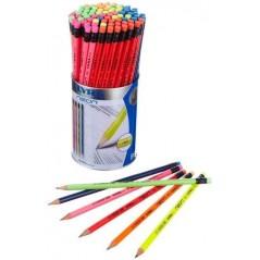 LYRA NEON HB Чернографитные карандаши с ластиком