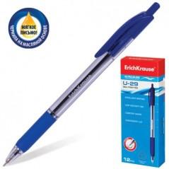 Ручка шариковая автоматическая Erih Krause U29