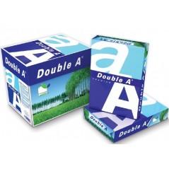 Бумага DOUBLE A, А5, белизна 175%CIE, 80 г/м, 500 л, эвкалипт
