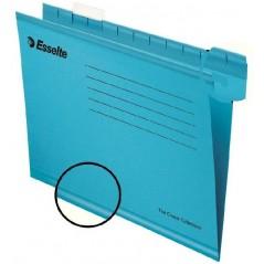 Разделителями в подвесные папки А4. Esselte