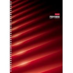 Бизнес-тетрадь  A4 120 листов, в клетку на спирали (203х290 мм)