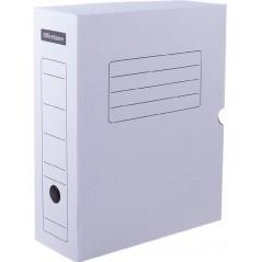 Короб архивный с клапаном OfficeSpace 150мм, белый