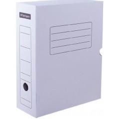 Короб архивный с клапаном OfficeSpace 100мм, белый