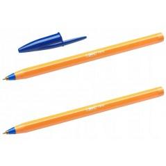 Ручка шариковая синяя Bic Orange 0.7