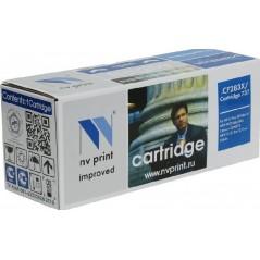Картридж NVP совместимый HP CF283X/CRG737 LJ Pro 201dw/n/MFP M225dn/dw  (2500k)