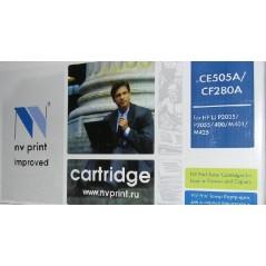 Картридж NV Print для HP CE505A/CF280A совместимый