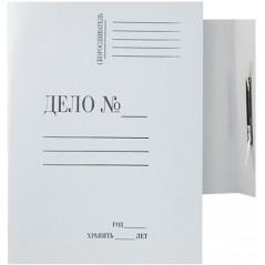 """Папка скоросшиватель """"Дело"""" картон 450 г/м"""