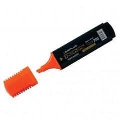 Маркер текстовыделитель, цвет оранжевый, толщина: 5 мм. HI--700C.  Корея