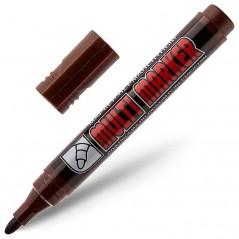 Маркер перманентный, цвет коричневый, Multi marker , Корея